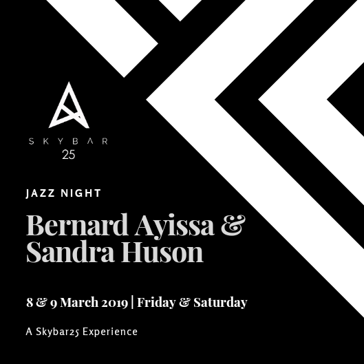 Jazz Night at Skybar25 Accra Ghana