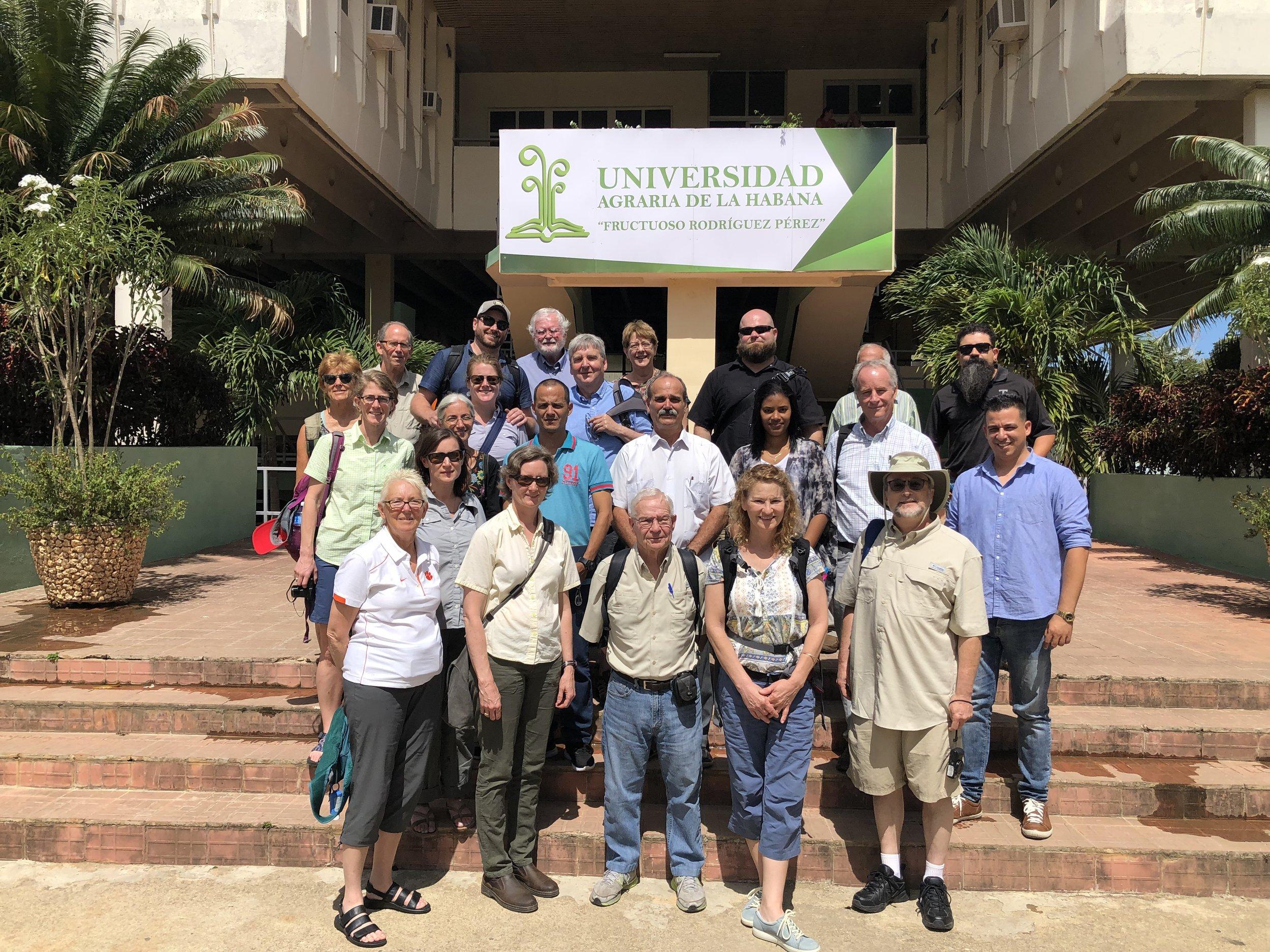 Faculty program to Cuba, spring 2019