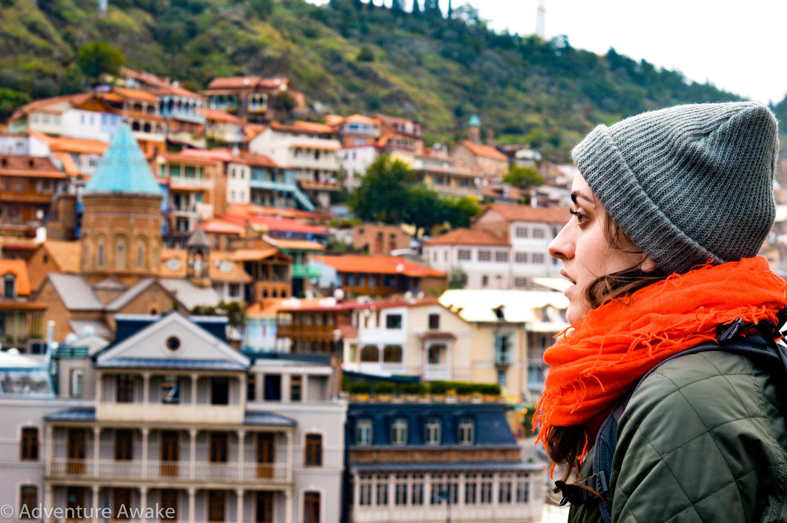 Adventure in Tbilisi