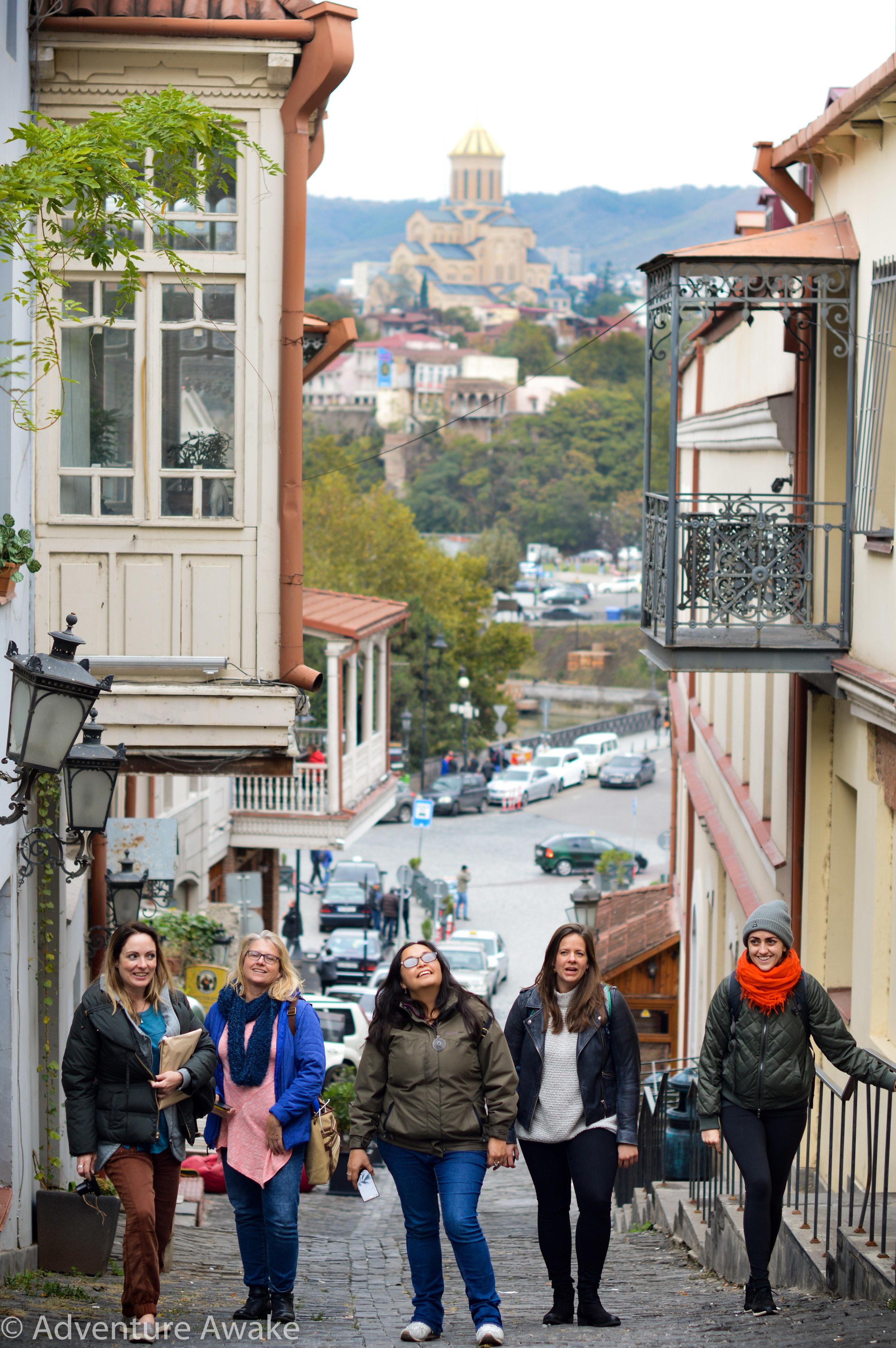 Adventure Awake Tbilisi