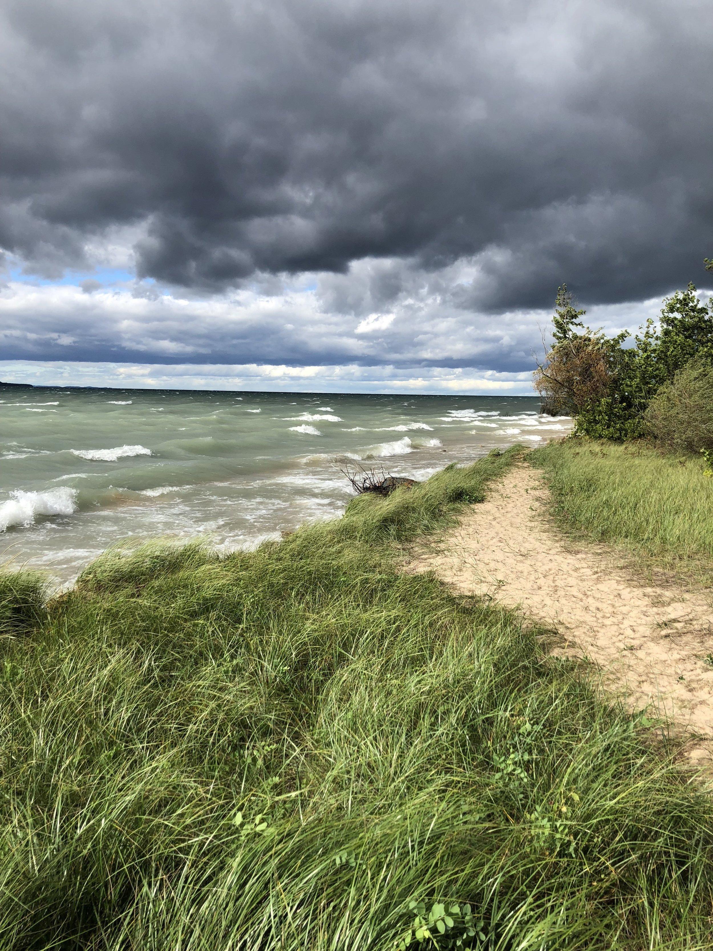 East Grand Traverse Bay, Michigan