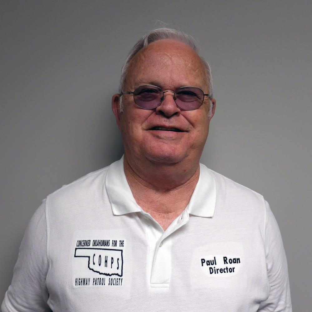Paul Roan   Director  Tishomingo     580-371-5373