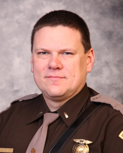 Lieutenant Heath Meyer   July 14, 2017   Lieutenant Meyer joined the OHP in 2005. On the night of July 14, 2017, Troopers were pursuing driver D'angelo Burgess, who fled from a traffic stop and led Troopers on a high-speed pursuit. Lieutenant Meyer deployed stop sticks near I-35 and 27th Street in Moore. Burgess managed to avoid the stop sticks, but two Troopers in pursuit braked quickly and their vehicles collided, striking Lieutenant Meyer. Burgess was taken into custody a short time later and charged with several crimes, including first-degree murder. Lieutenant Meyer succumbed to his injuries July 24, 2017. He is survived by his wife and two children.