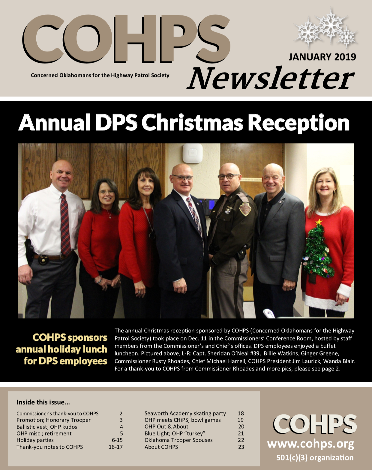 January 2019 -  Download PDF