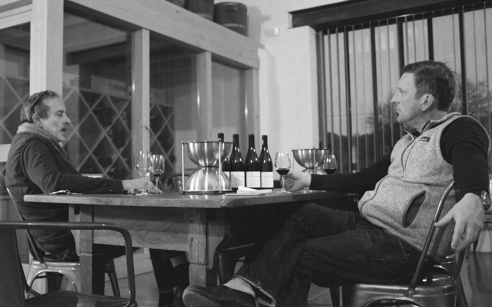 Our Wines, Our Growers -