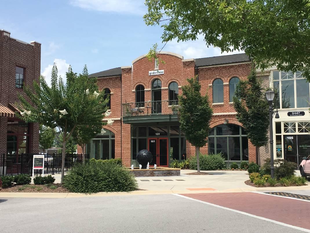 The future home of Chattanooga's beloved Mojo Burrito