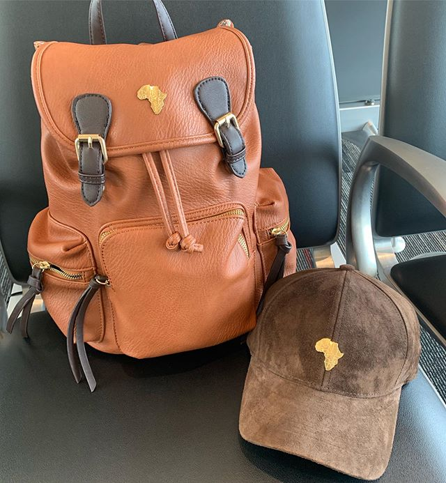 🎒 NxN Gold Africa Drawstring Backpack now available in Brown! 🧢 NxN Gold Africa Suede Cap now also available in Brown! 🗣 Use Promo Code FREE50 to receive free shipping on any order over $50!!! 🌍 NxNworldwide.com - - - - - #blackmensfashion #blackmenwithbeards #blackmenwithstyle #blackmodel #blackmodels #melaninpoppin #blackdesigners #blackcreatives #blackbloggers #blackfashion #blackfashion #blackgirlmagic #melaninmagic #ankara #africanblogger #africanstyle #blackowned #dashiki #africa #africanfashion