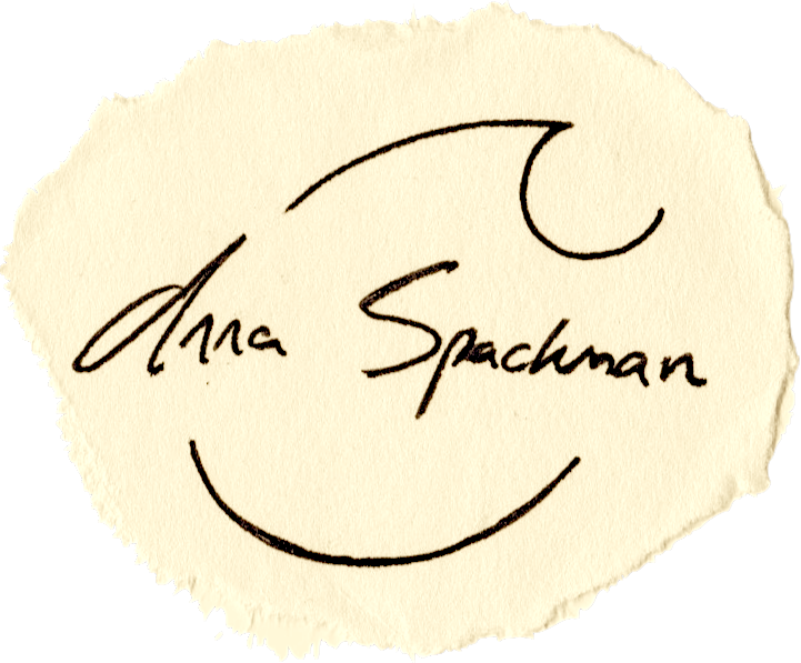 Anna Spackman has a shameless and enduring love for human beings, and music is its vehicle.