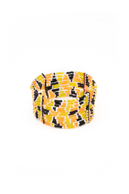 Elastic Bracelet 12 Strands (Cont-Chetaah-BW3002.jpg