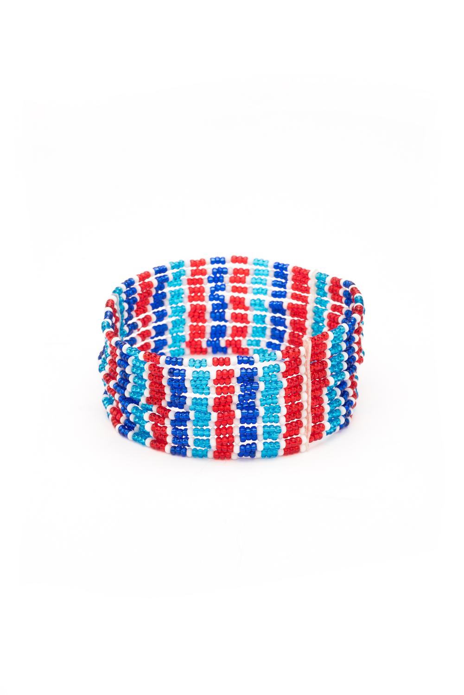 Elastic Bracelet 12 Strands(VGF-Cont)BW3002.jpg