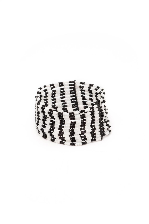 Elastic Bracelet 12-Strand(Zebra-Trad)-BW3002.jpg