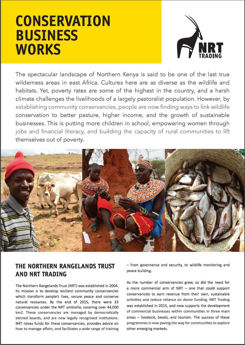 NRT Trading factsheet