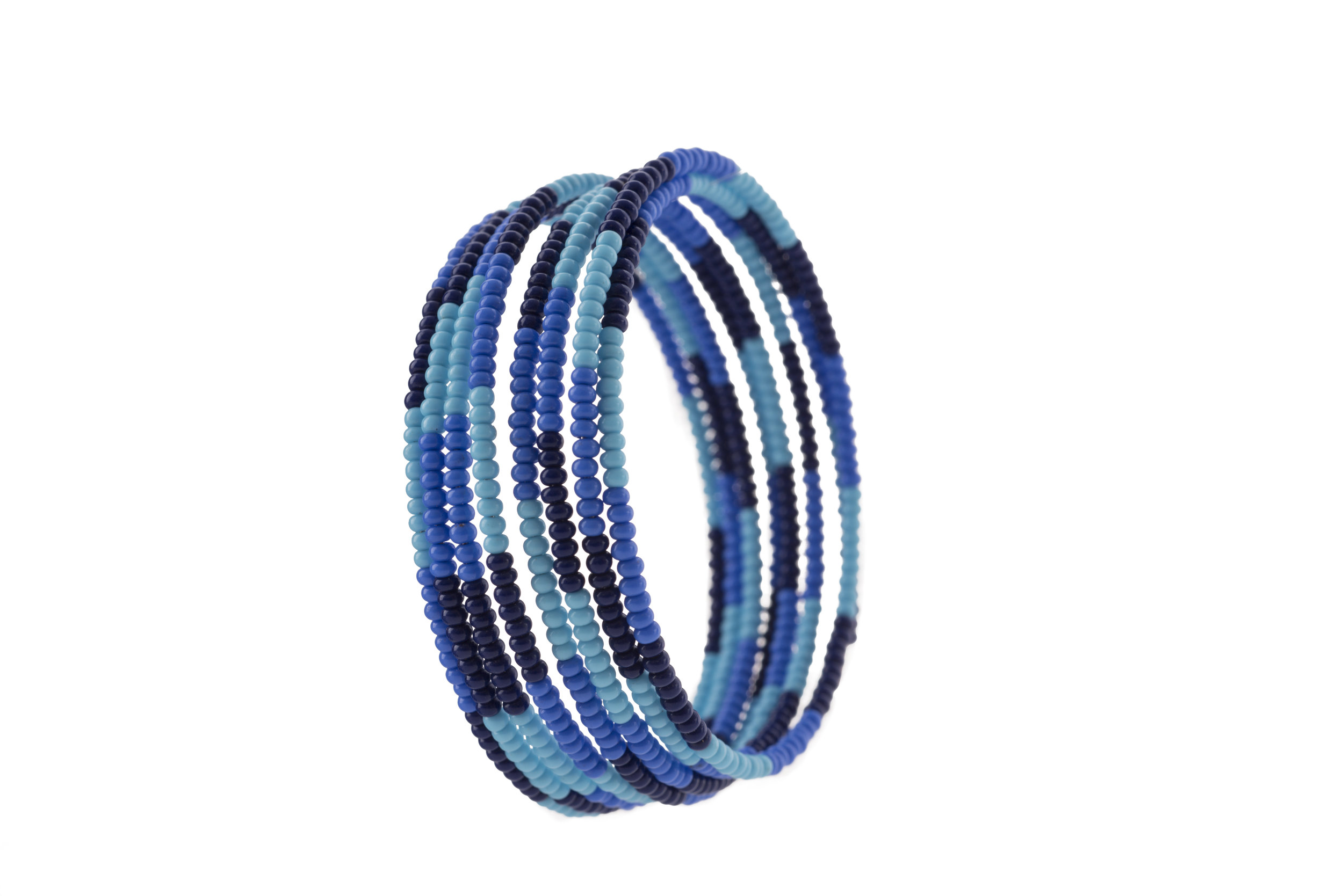 Slinky bangle