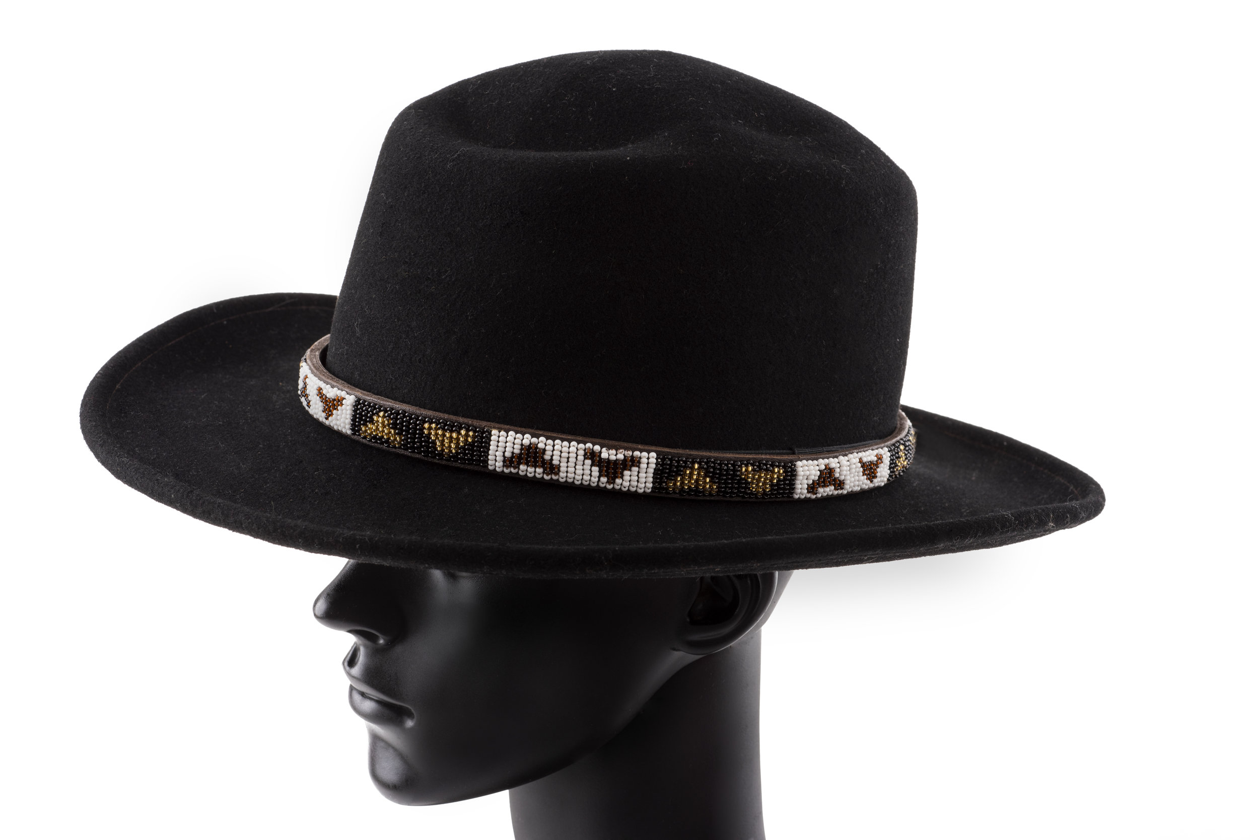 Ngare hat bands — BeadWORKS