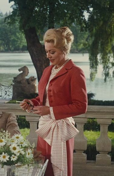 Said bow and said hip. This outfit may very well have been my first image of what I thought womanhood was all about as a girl. © 1965 Argyle Enterprises, Inc. and Twentieth Century Fox/ Courtesy  The Quintessential Clothes Pen