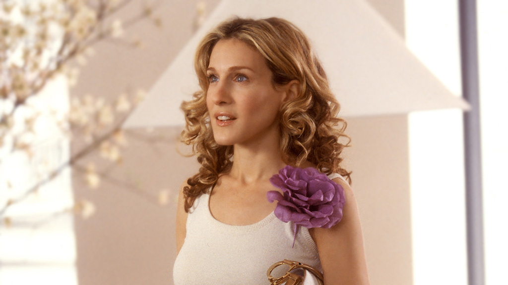 Taking a style cue from Carrie Bradshaw is just plain old common sense at this point. Image via HBO.