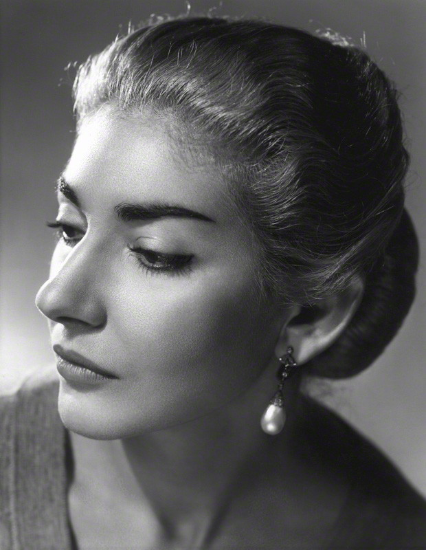 """When a blonde, slim Maria walked into La Scala after her dramatic weight loss, the legendary conductor Arturo Toscanini remarked, """"What have you done with all that weight? How did you make yourself so beautiful?""""(6)