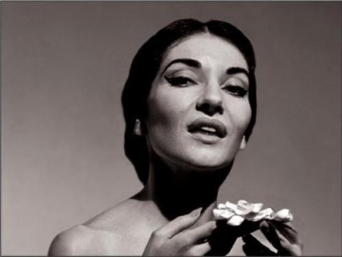 Callas in 1955. Photo: Magnum Photos/Catalogue Burt-Glinn