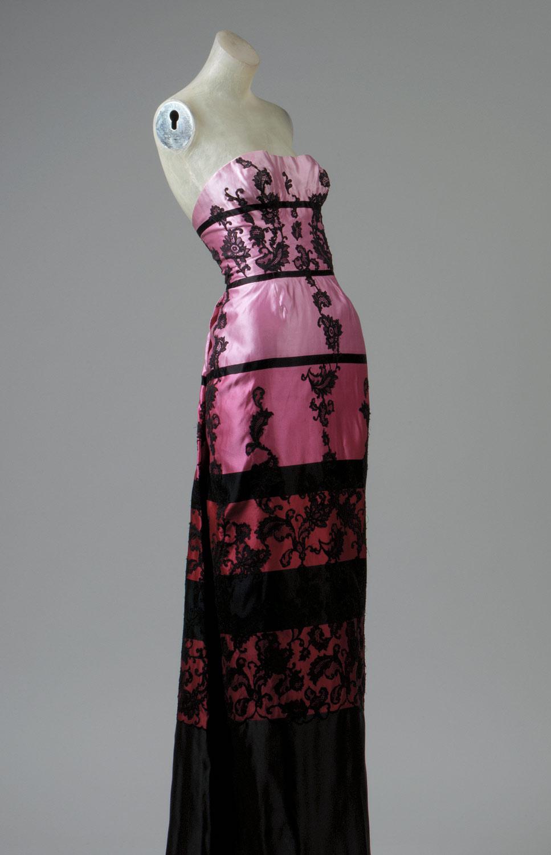 Schuberth, F/W 1952-3, Italian silk and cotton