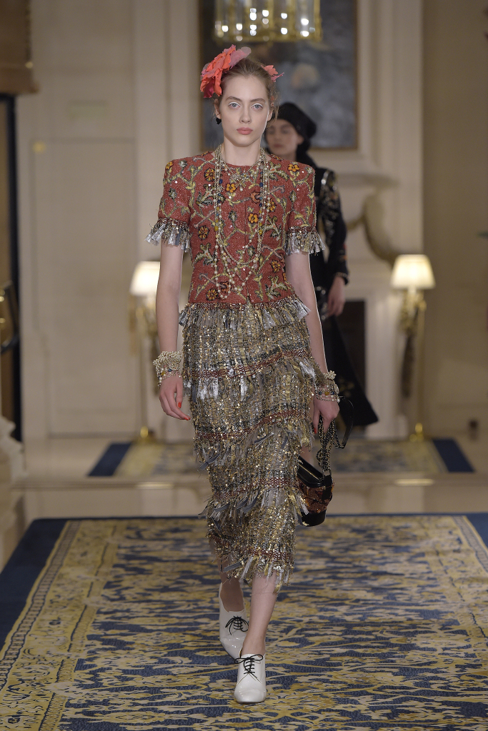 Why Chanel Metiers D Art Is Important Beyond The Ritz One Who Dresses