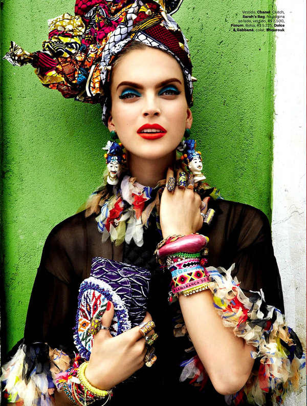Photo: Giampaolo Sgura for Vogue Brasil.