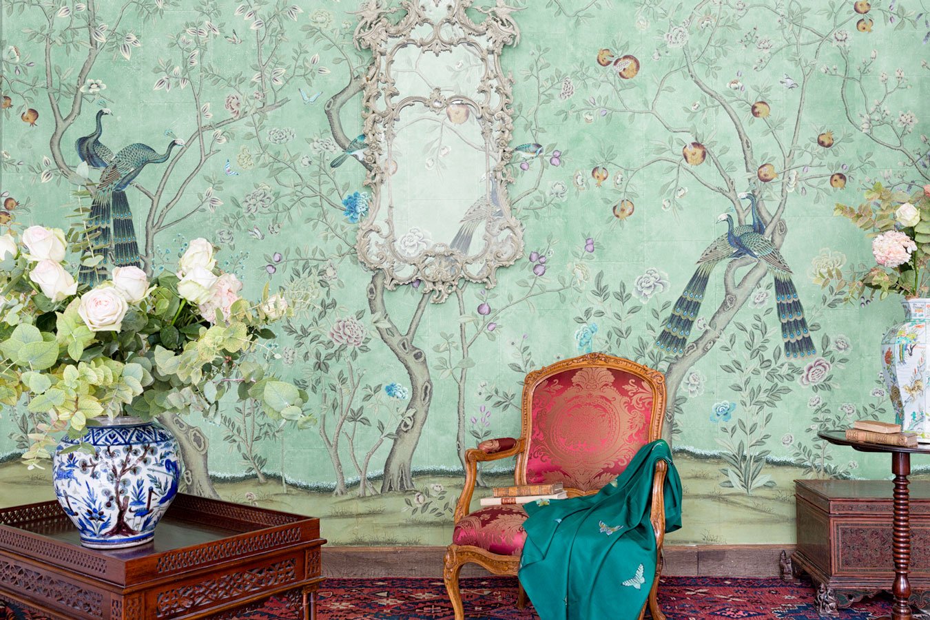 Photo: de Gournay