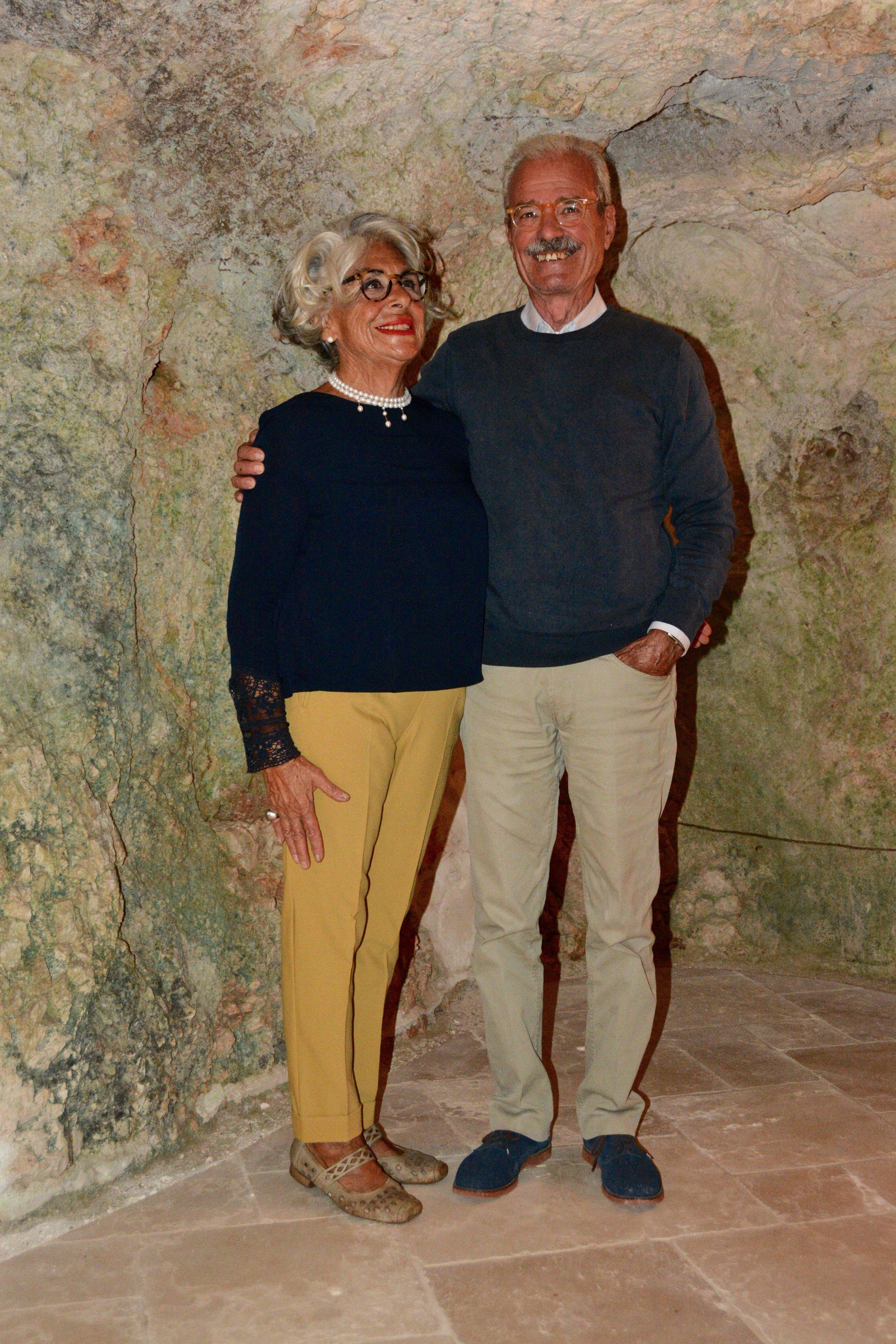 Maria Antonietta and Vito