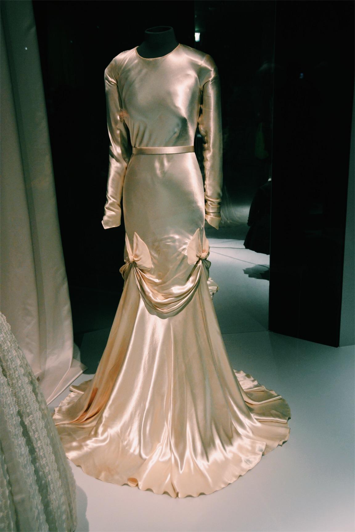 Madeleine Vionnet dress