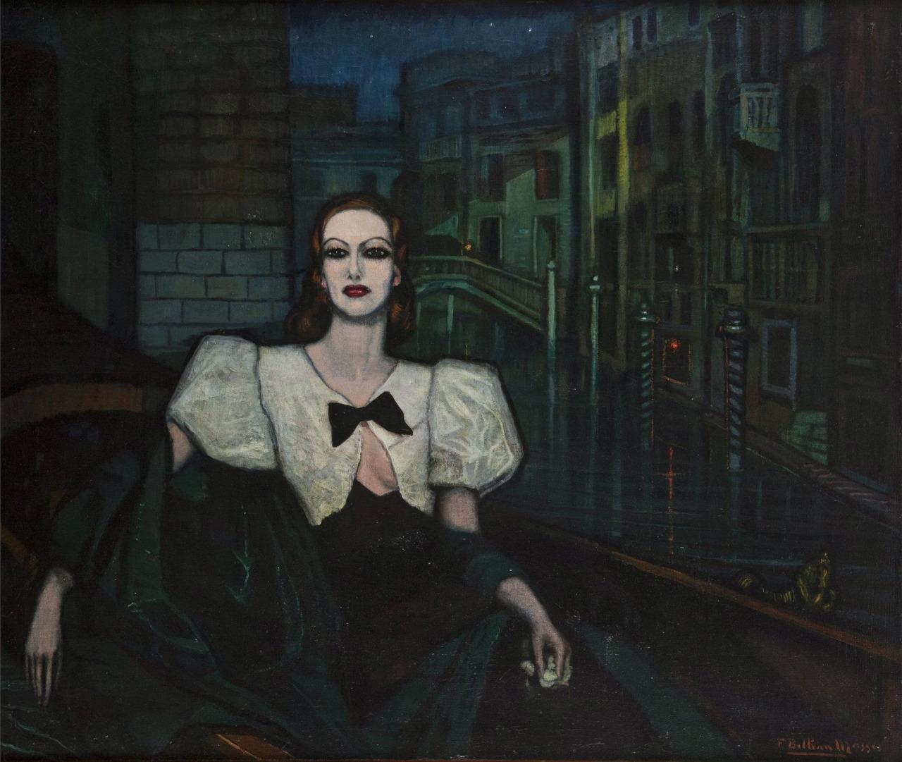 Miss Joan Crawford, 1932