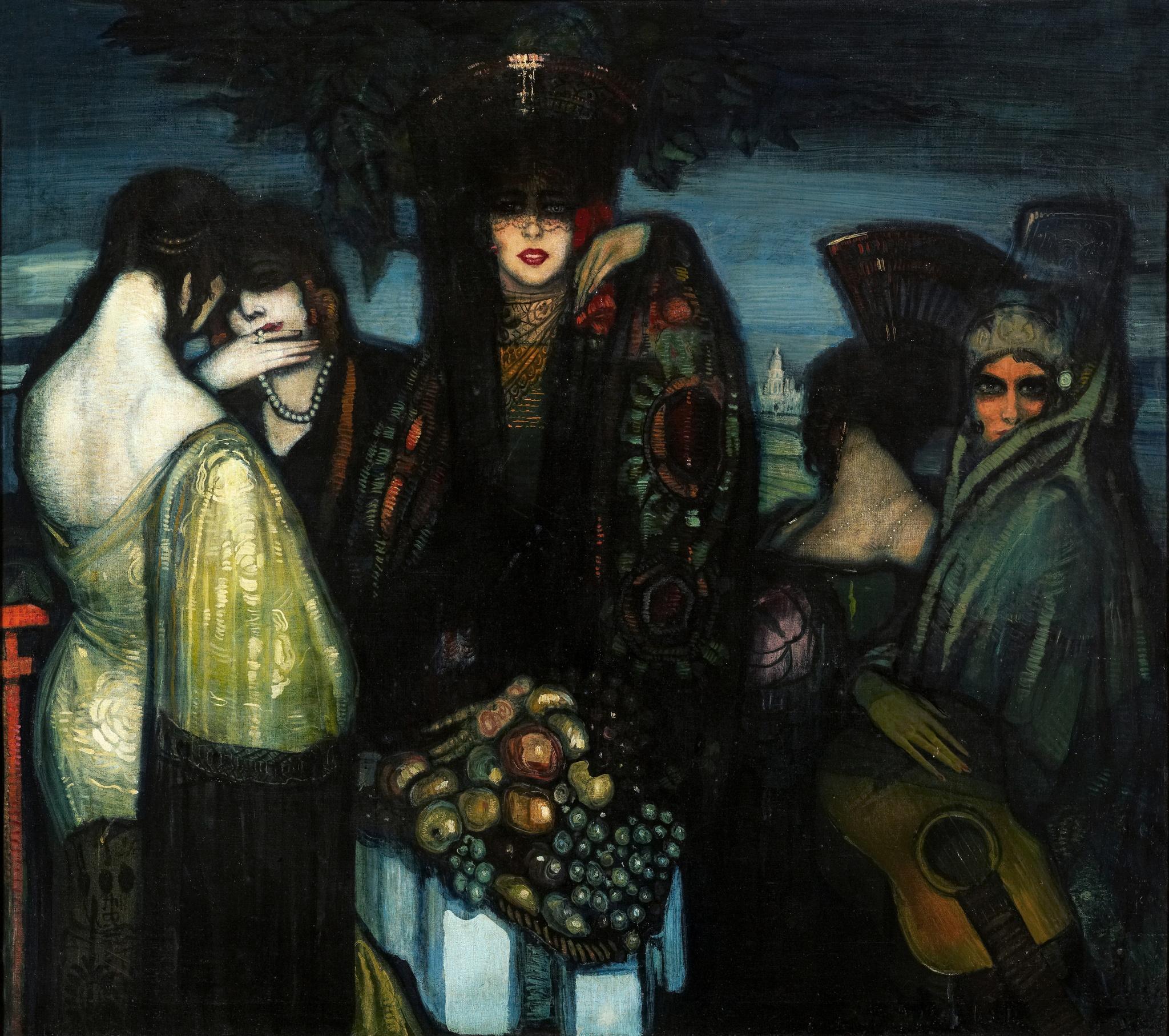 Las Ibericas, 1924