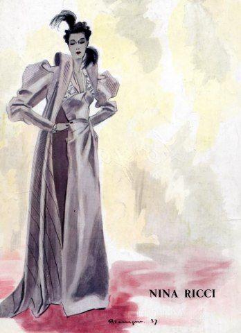 Nina Ricci, 1937