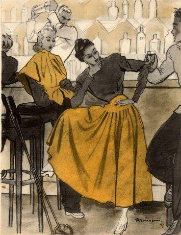 Mendel & Ledoux, 1947