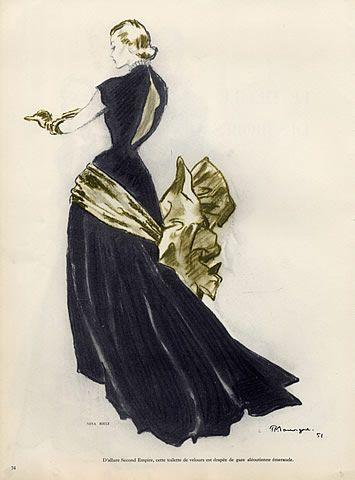 Nina Ricci, 1951