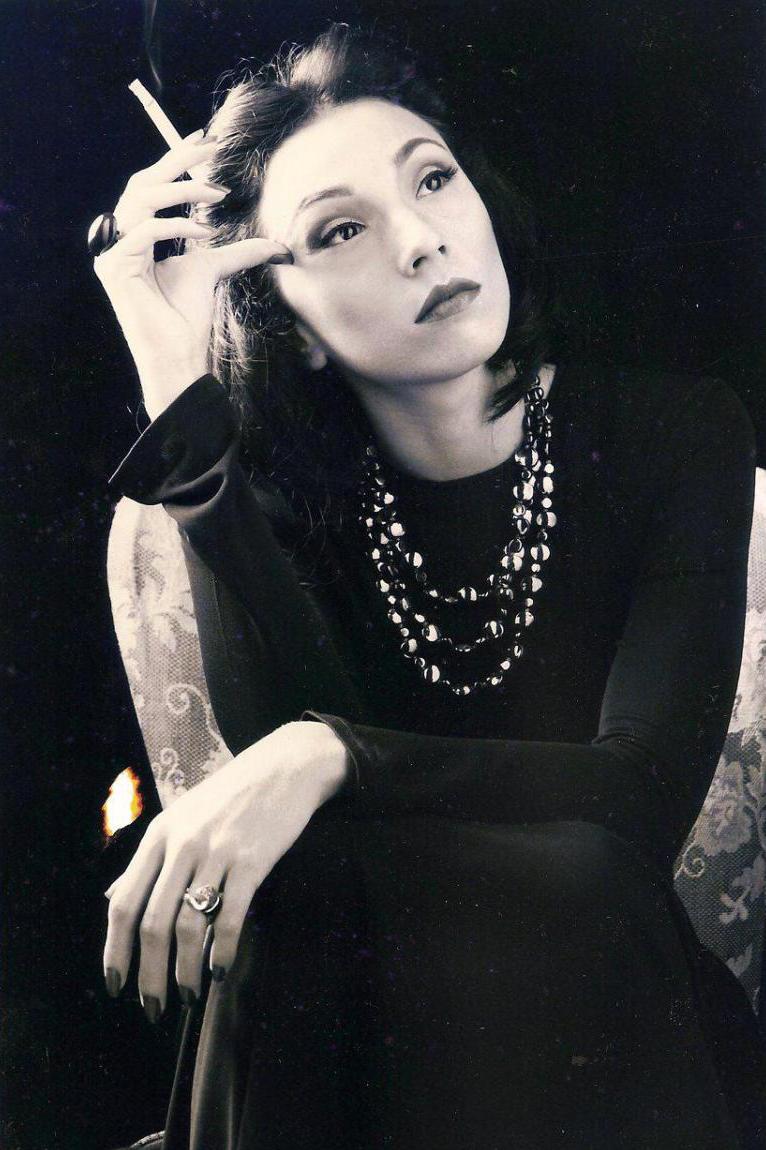Novelist Clarice Lispector