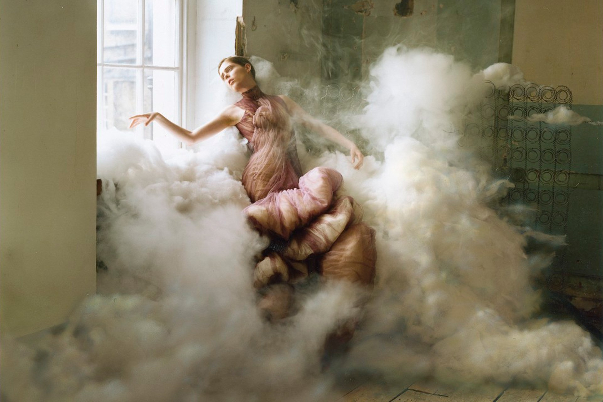 Tim Walker for Vogue UK February 2007