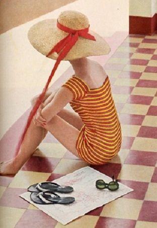 Harper's Bazaar June 1957