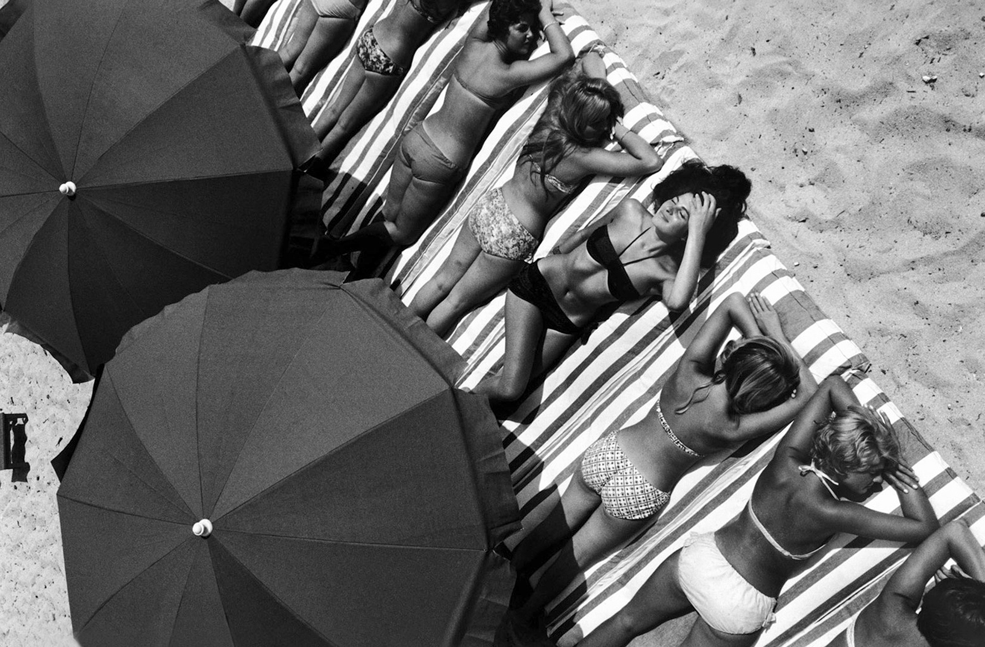 St. Tropez, France, 1959 by Elliott Erwitt