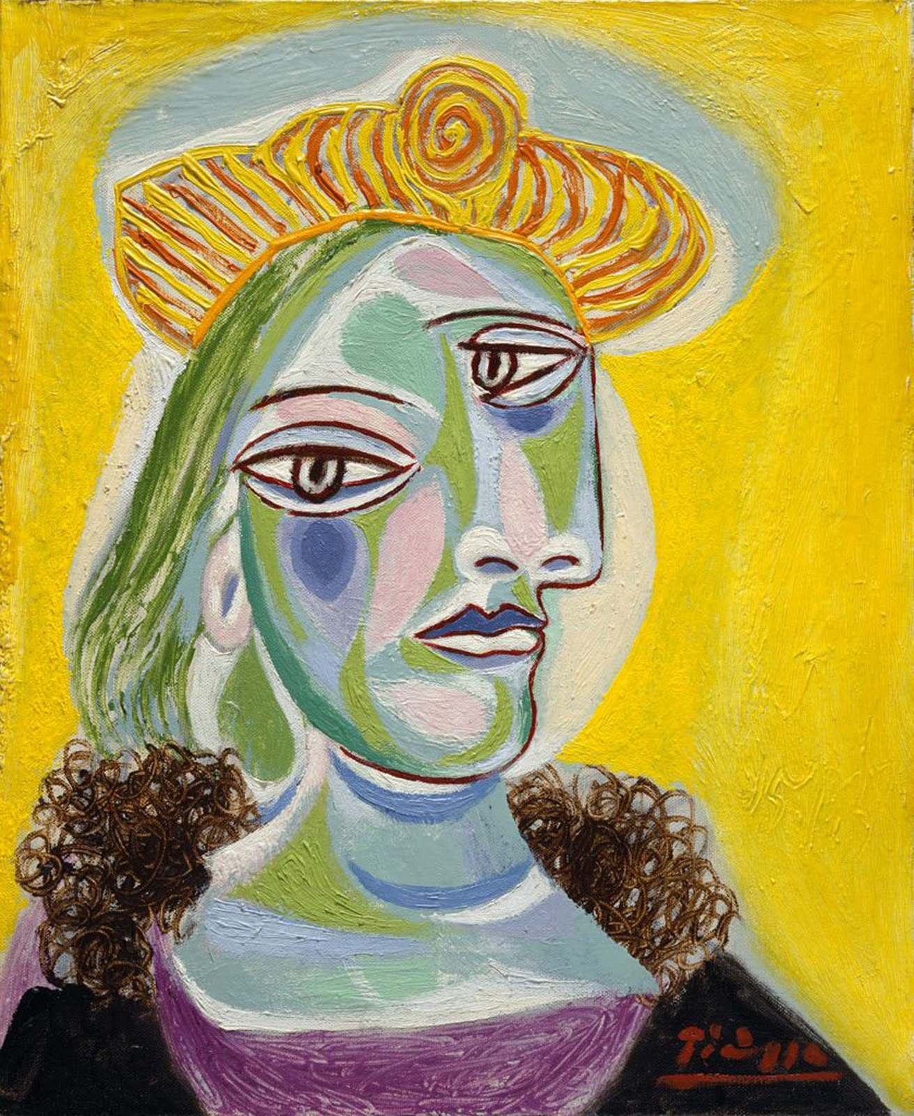 Dora Maar by Picasso, 1939