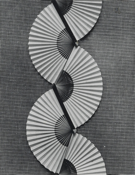 Fan Stripe, 1930