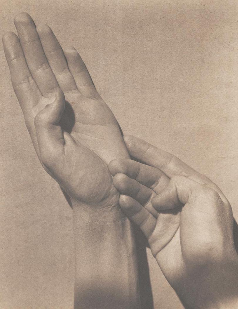 Hands B.J., circa 1925