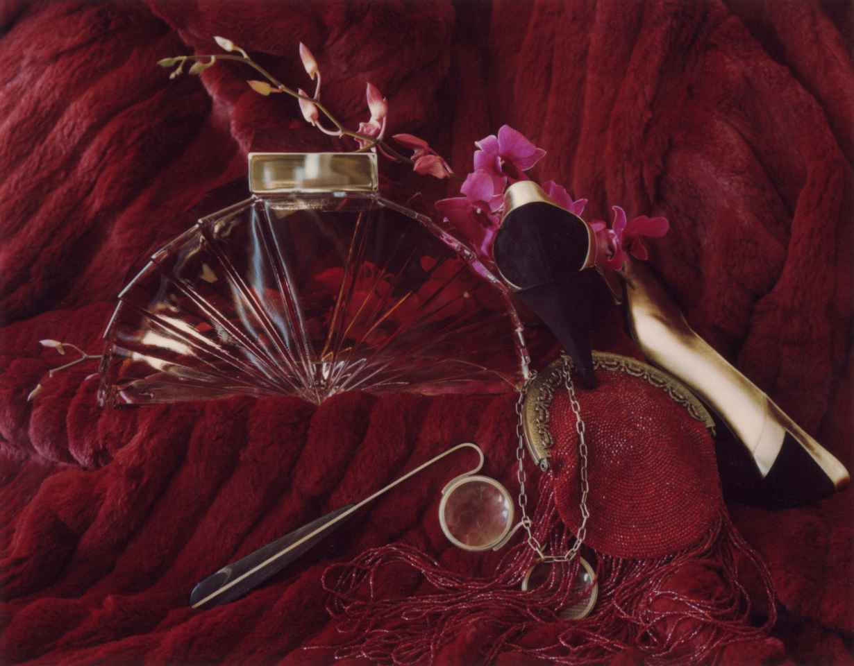 Fragrance , 1984  © Estate of Marie Cosindas, courtesy of Bruce Silverstein Gallery, NY
