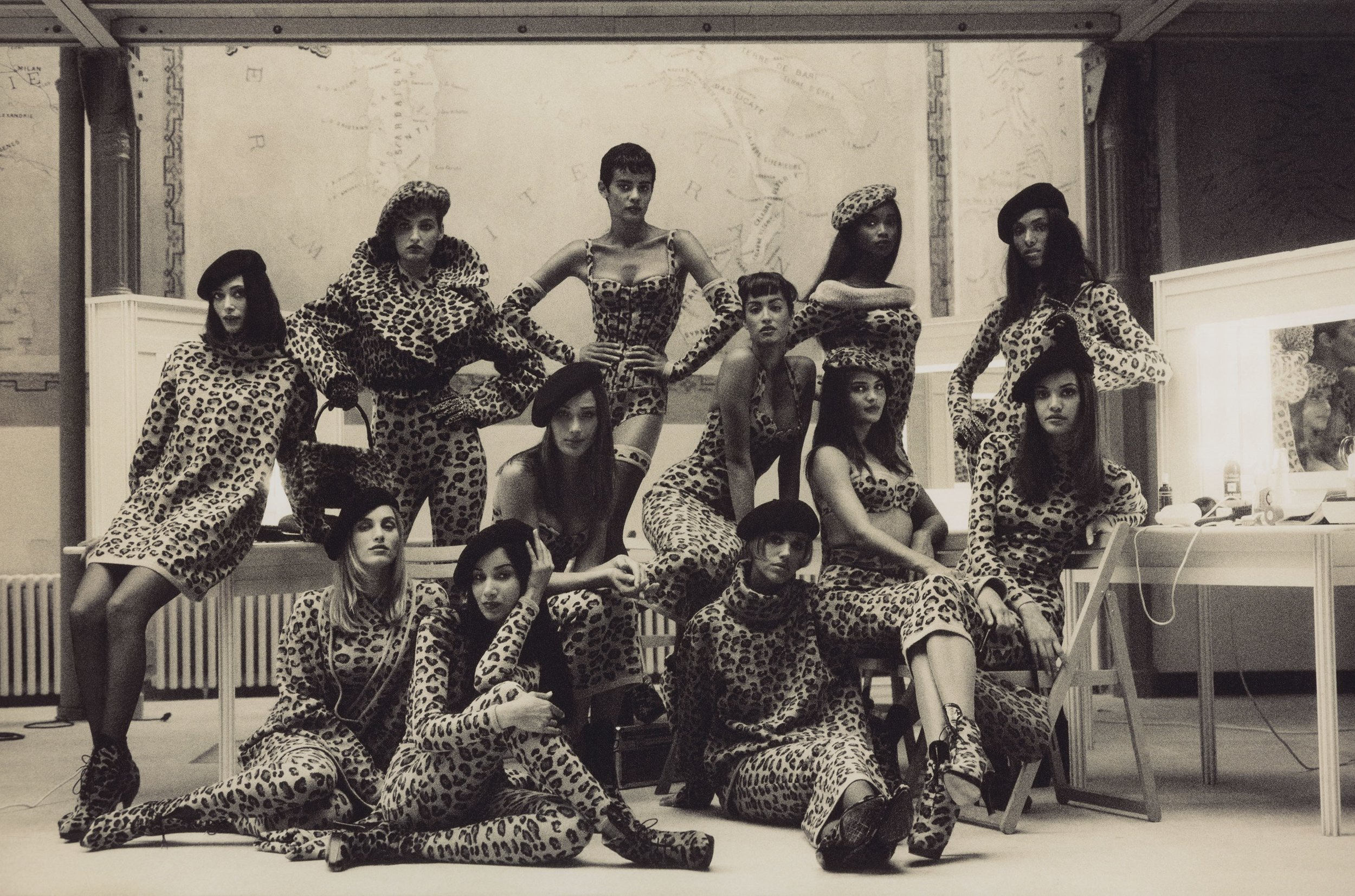 Photograph by Jean-Baptiste Mondino for Vogue,November 1991