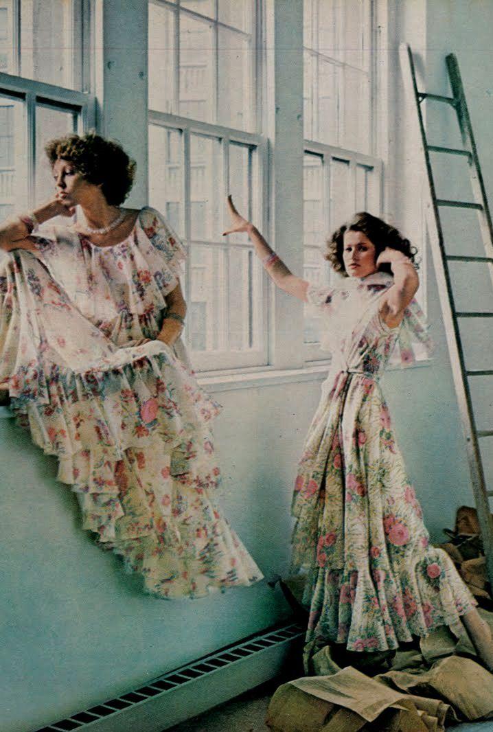 Deborah Turbeville for Vogue, 1975