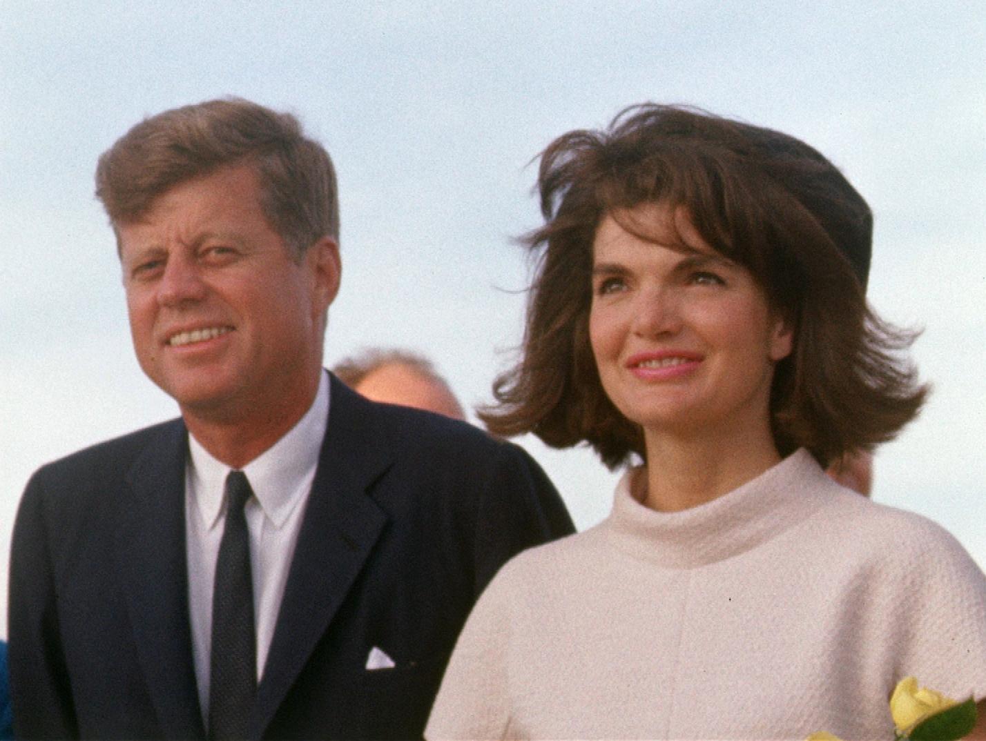 In San Antonio Texas on Thursday, November, 21, 1963. Image: unknown.