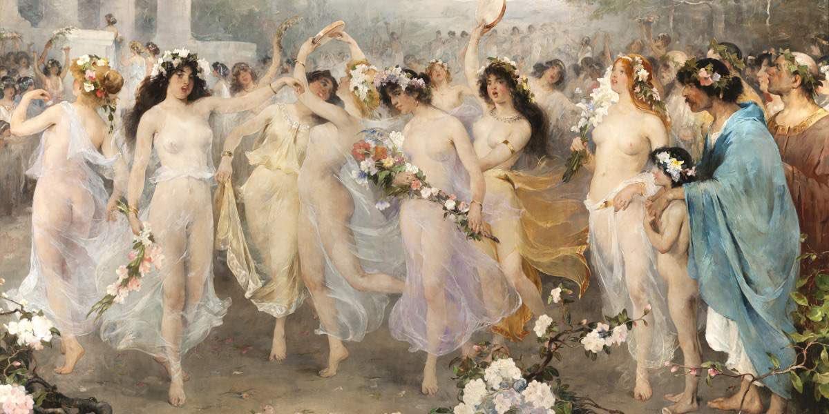 Floralia | Hobbe Smith, 1898