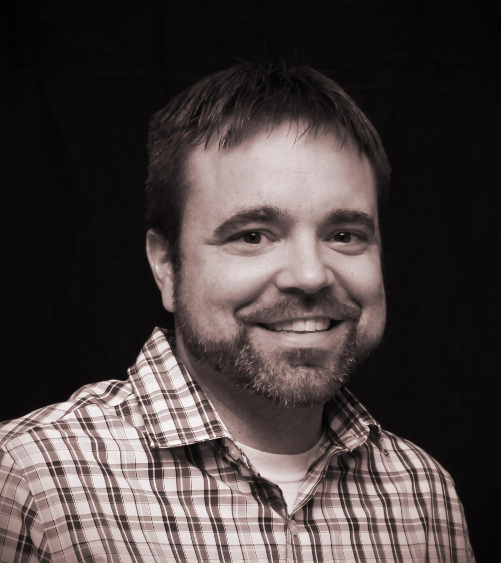 Eric Colson   Associate Pastor