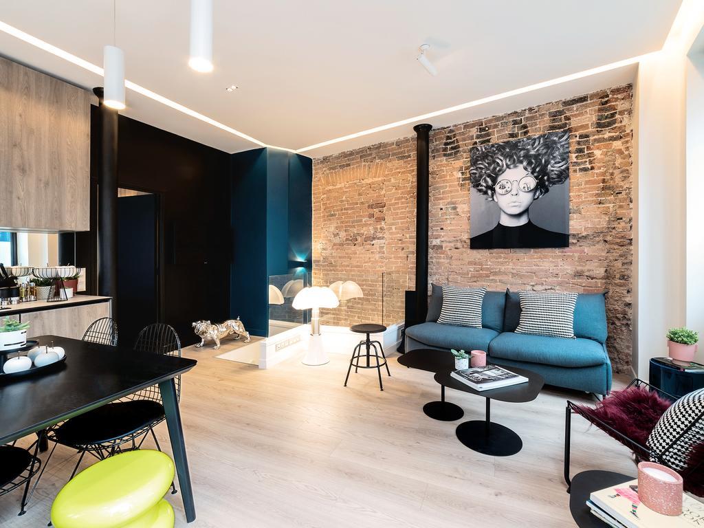 Exclusive 'Loft' in Le Marais