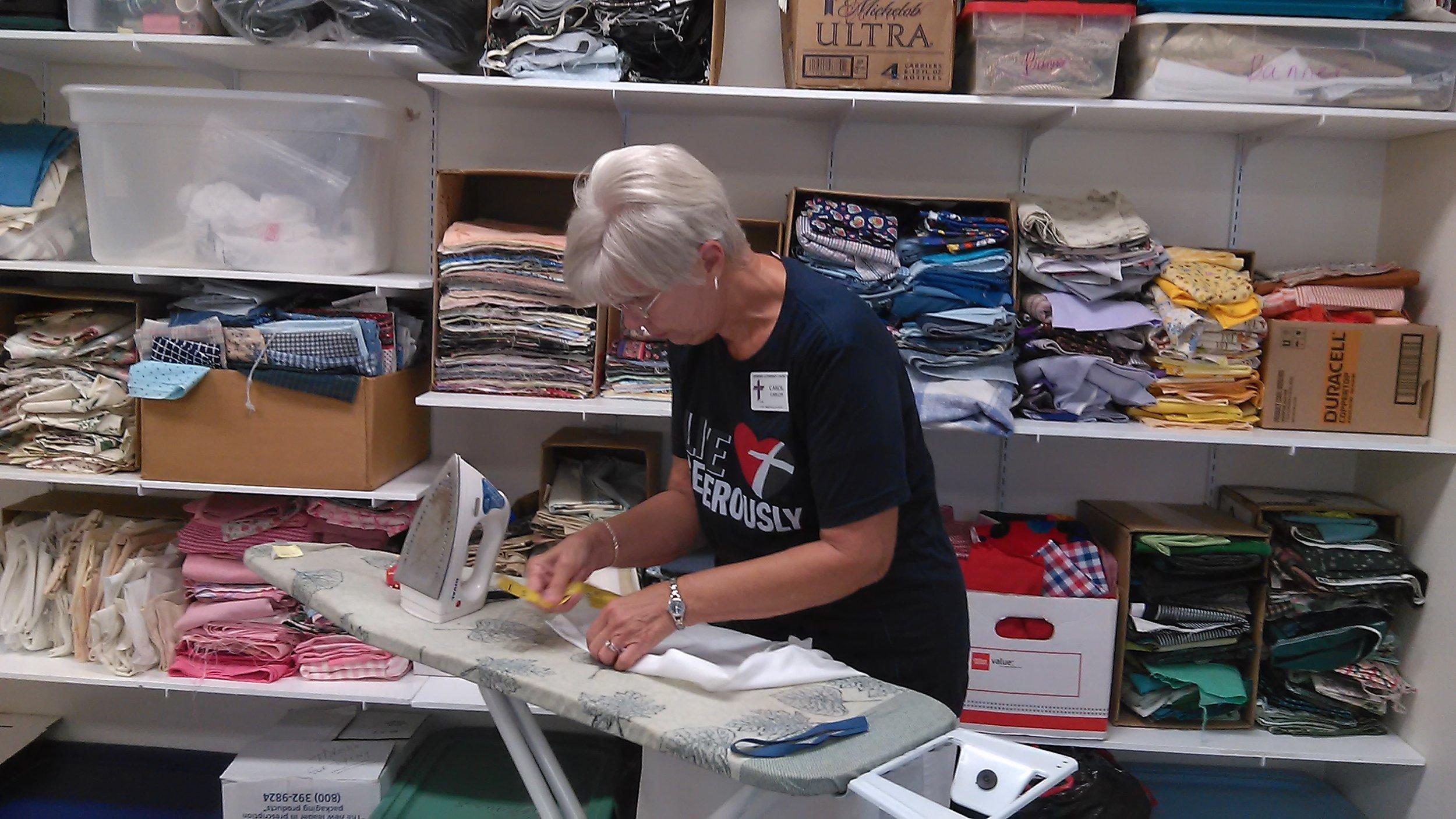 Carol Carlos, ironing.jpg