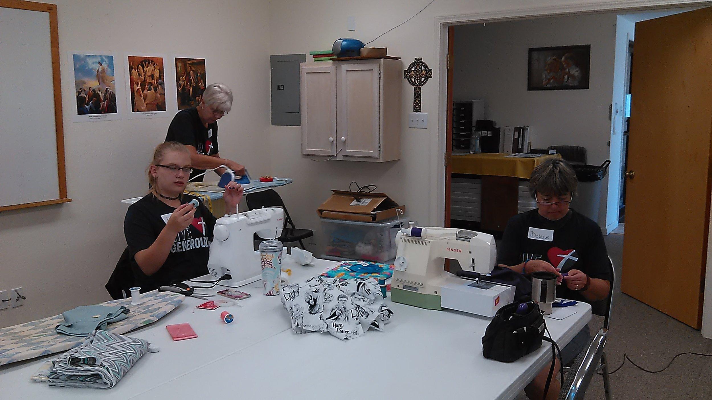 Debbie & Granddaughter Alli sewing.jpg