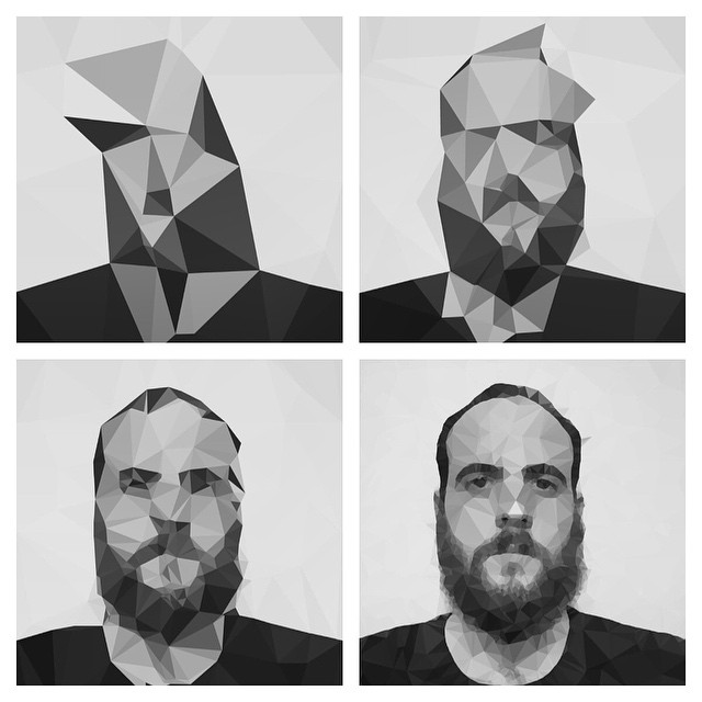Self portrait, 2015